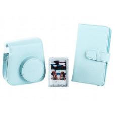 Набор аксессуаров Fujifilm INSTAX ACCESSORY BUNDLE Ice Blue (70100138067)