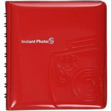 Фотоальбом Fujifilm INSTAX mini photo album red (70100129017)