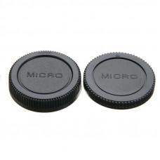 Комплект крышек AccPro LF-11M for Micro 4/3