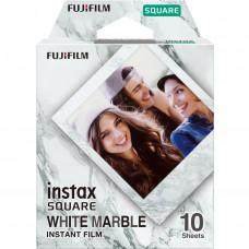 Бумага Fujifilm INSTAX SQUARE WHITE MARBLE (86х72мм) 10шт (16656473)