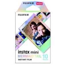 Фотобумага Fujifilm INSTAX MINI FILM MERMAID TAIL (54х86мм 10шт) 16648402