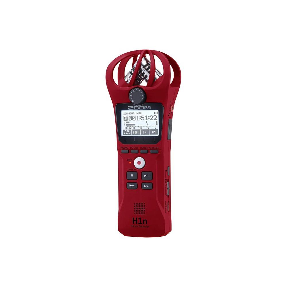 Диктофон цифровой Zoom H1n Red