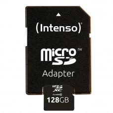 Карта памяти Intenso Micro SD Card PRO 128GB SDXC