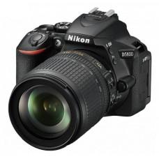Фотокамера зеркальная Nikon D5600 + AF-S 18-105 VR Kit