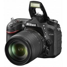 Фотокамера зеркальная Nikon D7200 + 18-105mm
