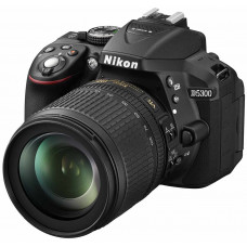 Фотокамера зеркальная Nikon D5300 KIT AF-S DX 18-105 VR