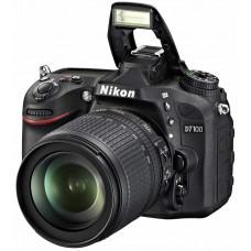 Фотокамера зеркальная Nikon D7100 Kit 18-105VR