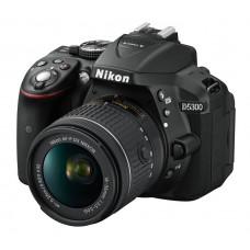 Фотокамера зеркальная Nikon D5300 + AF-P 18-55 Non-VR KIT
