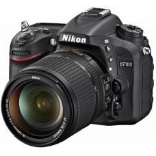Фотокамера зеркальная Nikon D7100 + 18-140VR