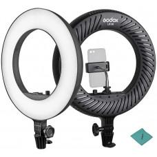 Кольцевой свет Godox LR180 Daylight Ringlight