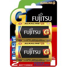 Батарейки Fujitsu LR20G/2B Alkaline G