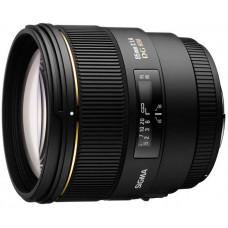 Объектив Sigma 85mm f/1.4 EX DG HSM Nikon F