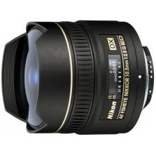 Объектив Nikon 10.5 mm f/2.8G IF-ED AF DX Fisheye Nikkor