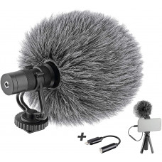 Видеомикрофон PowerDeWise с Lightning адаптером