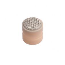 SENNHEISER 572232 cap RD 14.8x6.5 beige with gauze MZC 2-1