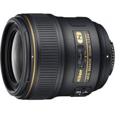 Объектив Nikon 35mm F1.4G AF-S Nikkor