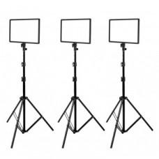 Набор постоянного света Visico LED-50A-3 Triple Kit
