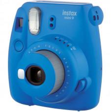 Фотокамера моментальной печати Fujifilm INSTAX MINI 9 COBALT BLUE EX D N