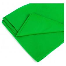 Фон тканевый Mircopro Green 3x6м