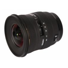Объектив Sigma AF 10-20mm F4-5.6 EX DC HSM (Canon EF)