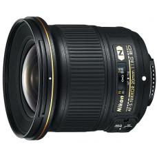 Объектив Nikon 20mm f/1.8G ED AF-S