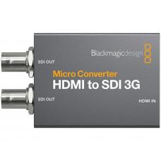 Конвертер Blackmagic Micro Converter HDMI To SDI 3G WPSU