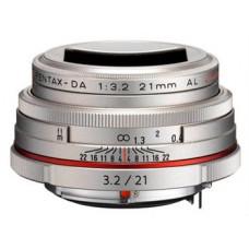 Объектив HD Pentax DA 21mm f/3.2 AL Limited Silver