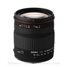 Объектив Sigma AF 18-200mm F3.5-6.3 DC OS HSM C (Canon EF)