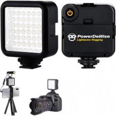 Светодиодный видео свет PowerDeWise Led 49