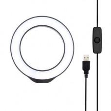 Кольцевой свет Puluz PU421B Ring Light 12см (4W)