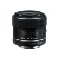 Объектив Pentax SMC D FA Macro 50mm f/2.8