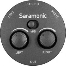 2-канальный аудиомикшер Saramonic AX1 для камер, смартфонов, планшетов и компьютеров