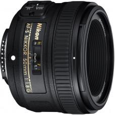 Объектив Nikon 50 mm f/1.8G AF-S Nikkor