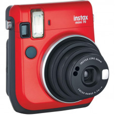 Фотокамера моментальной печати Fujifilm INSTAX Mini 70 Red