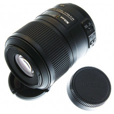 Объектив Nikon 85 mm f/3.5G ED AF-S DX Micro-Nikkor