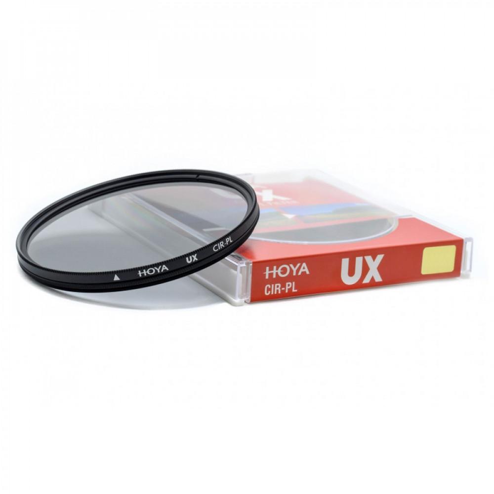 Фильтр Hoya UX CIR-PL 52mm