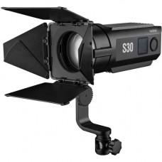 Godox S30 фокусируемый LED свет