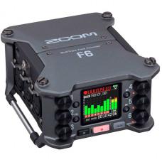 Mногодорожечный цифровой рекордер Zoom F6