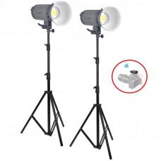 Набор постоянного света Visico LED-150T Easy Kit