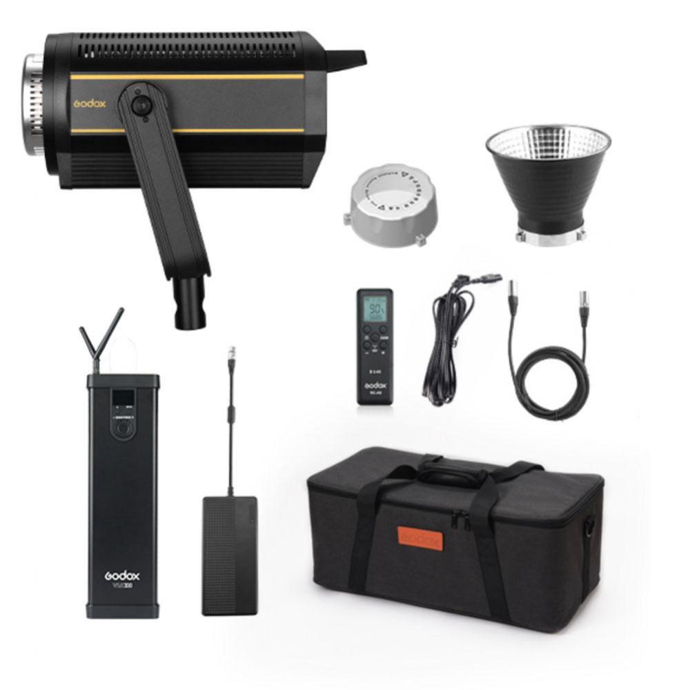 Видео свет Godox VL300 LED