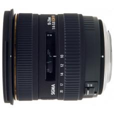 Объектив Sigma 10-20mm f/4.0-5.6 EX DC HSM Nikon F