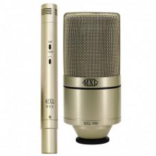 Микрофон Marshall Electronics MXL 990/993