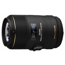 Объектив Sigma 105mm f/2.8 EX DG Macro OS Nikon F