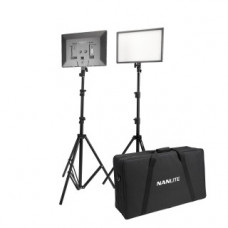 Накамерный свет Nanlite LumiPad 25 2kit with Power Adapter