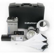 Набор генератор со вспышкой Elinchrom Ranger RX Speed Prof KIT (10286)