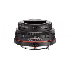 Объектив HD Pentax DA 21mm f/3.2 AL Limited Black