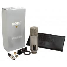 """Микрофон Rode Broadcaster 'on air' 1"""" конденсаторный эфирный"""