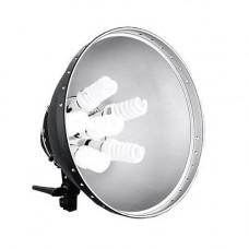 Набор постоянного света Falcon LED-B628F+S(OB8)+ рефлектор 46см + октагон 80 см