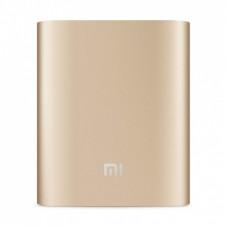 Универсальная батарея Xiaomi Mi power bank 10400mAh Gold Original
