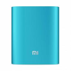 Универсальная батарея Xiaomi Mi power bank 10400mAh Blue Original